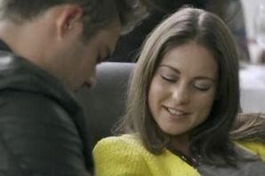 Made in Chelsea Episode Louise wearing the yellow blazer