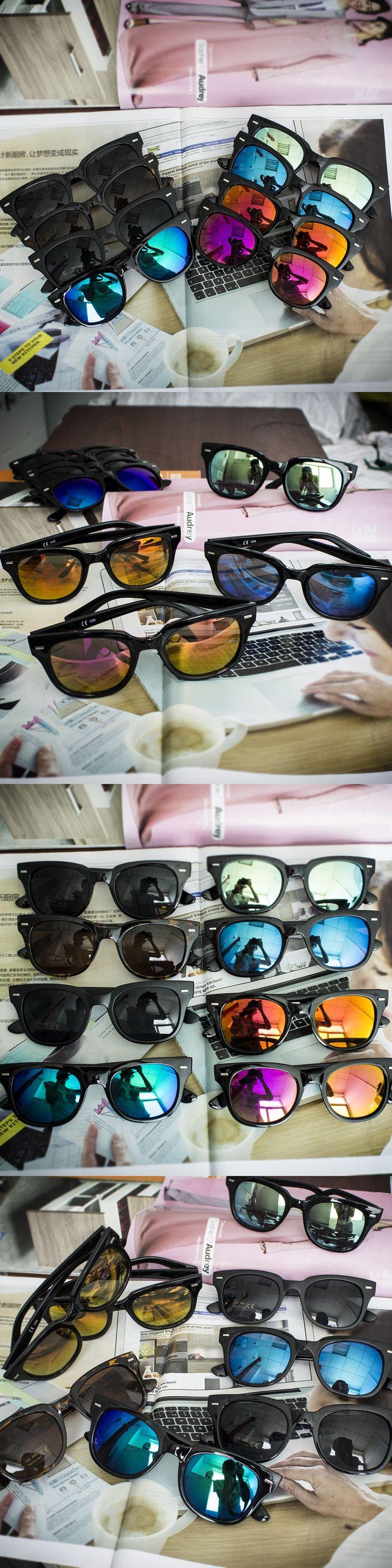 Hot Sale 8 Colors Vintage UV400 Sunglasses for Women Men Brand Designer Sun Glasses Women's men's Glasses Famous Luxury