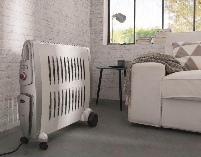 Découvrez le radiateur mobile à chaleur douce Céramino de la marque Supra