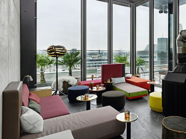 25hours Hotel Bikini Berlin - Picture gallery