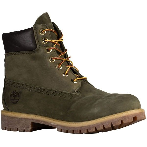 """Timberland 6"""" Premium Waterproof Boots - Men's - Casual - Shoes -... (3803605 BYR) ❤ liked on Polyvore featuring men's fashion, men's shoes, men's boots, mens shoes, timberland mens boots, timberland mens shoes, mens water proof boots and mens waterproof boots"""