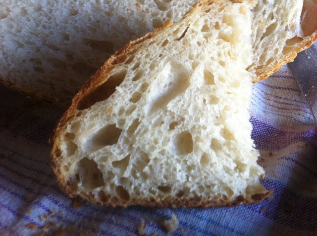 Lapastamadre: Pane con pastamadre al 50% d'idratazione