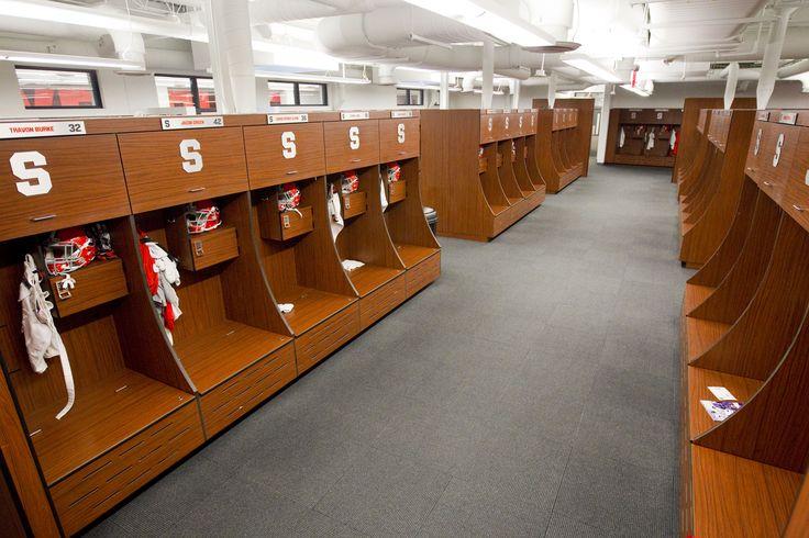 University Locker Room