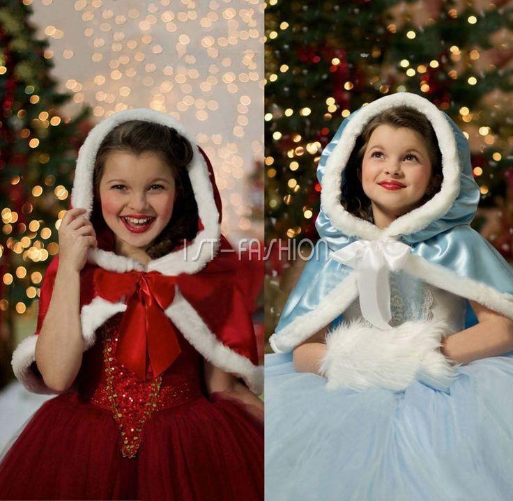 Nueva Cenicienta Hada Niña Invierno Vestido + Chal Niños Navidad Cosplay Disfraz in Ropa, calzado y accesorios, Ropa, zapatos y accesorios de niños, Ropa de niñas (talla 4 y más grande) | eBay
