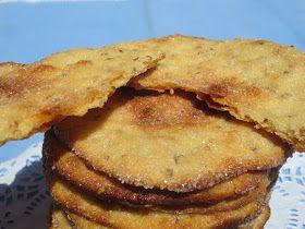 tortas de aceite de inés rosales con thermomix