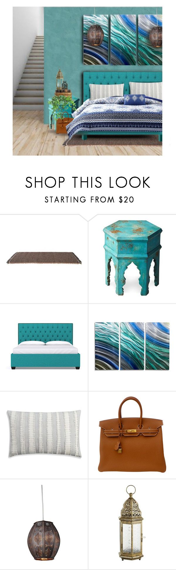 """""""Moroccan Vibe"""" by divine-designer ❤ liked on Polyvore featuring interior, interiors, interior design, home, home decor, interior decorating, Kettal, Butler Specialty Company, cupcakes and cashmere and Hermès"""