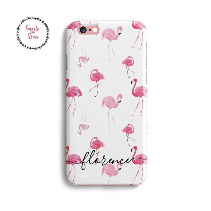 Flamingo phone case | Personalised Phone Case | iphone7 | iphone6 | iphone | Samsung Galaxy | Cute gift | Flamingo print | by FrazzleFlorrie on Etsy https://www.etsy.com/uk/listing/534746213/flamingo-phone-case-personalised-phone