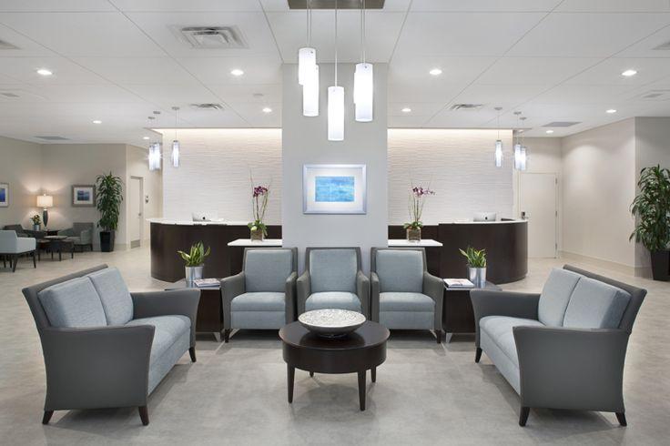 Chiropractic Lobby Design Waiting Reception