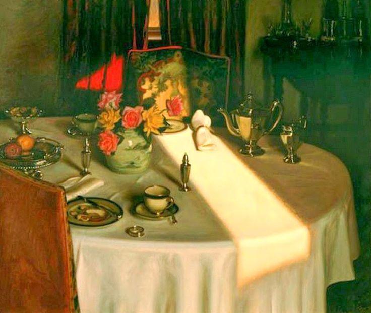 arte-realista-en-pinturas-de-bodegones-con-comedores