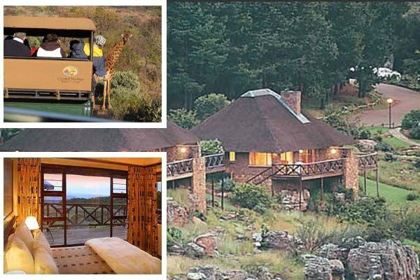 Crystal Springs Mountain Lodge,  Mpumalanga,Robbers Pass