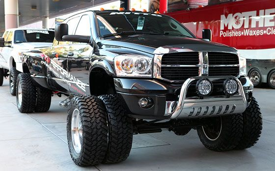 Image Detail for - 2011 Dodge Ram 3500 Double Dually Front Rear View 2011 Dodge Ram 3500 ...
