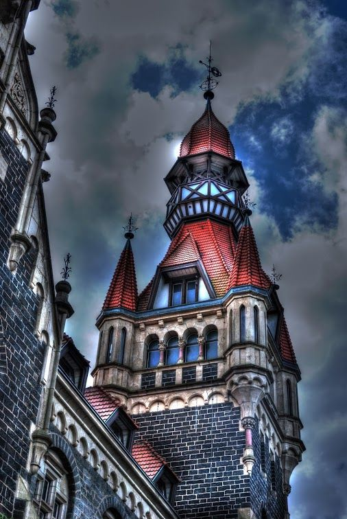 Town hall - Wuppertal - North Rhine-Westphalia - Germany shared on Google+