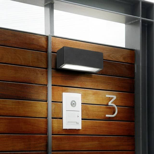9 best images about aussenbeleuchtung on pinterest shops home and led. Black Bedroom Furniture Sets. Home Design Ideas