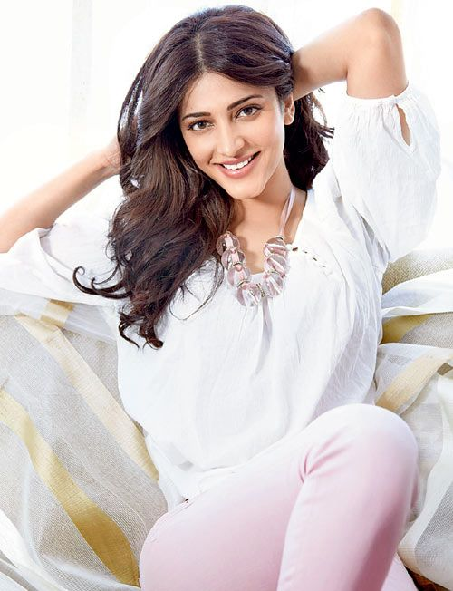 Shruti Haasan achieved the glamour queen tag so early in her career and every move of her has become a talking point in the recent past. The latest photo shoot of the beauty where she teases the me...