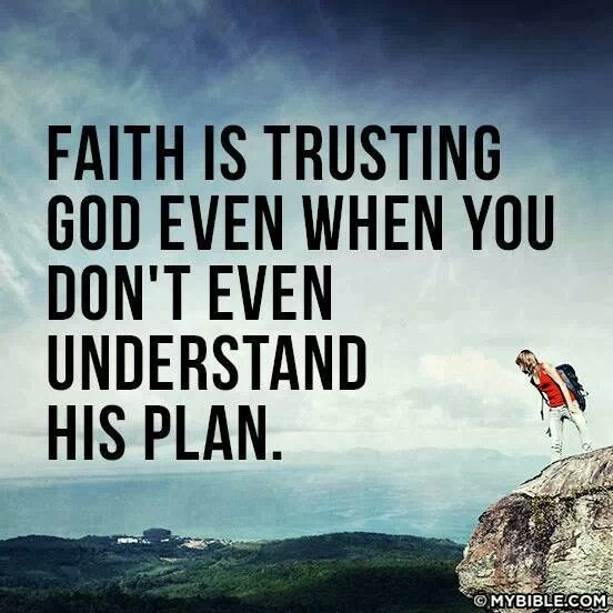 Trust In God Quotes Brilliant 59 Best Trusting God Images On Pinterest  Bible Quotes Bible . Decorating Inspiration