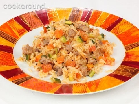 Fried rice: Ricette Nigeria | Cookaround