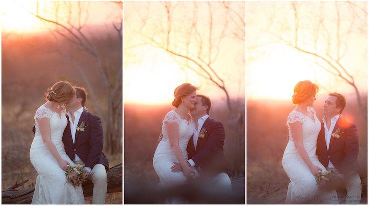 Safari Wedding - Matt & Michelle