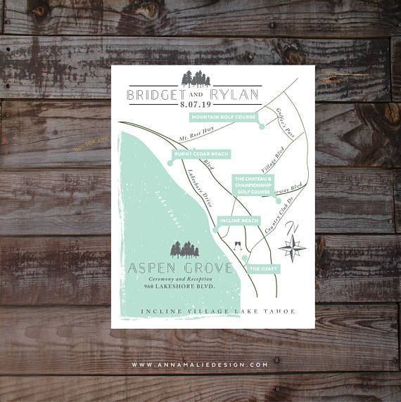 the 25+ best wedding direction maps ideas on pinterest, Birthday invitations