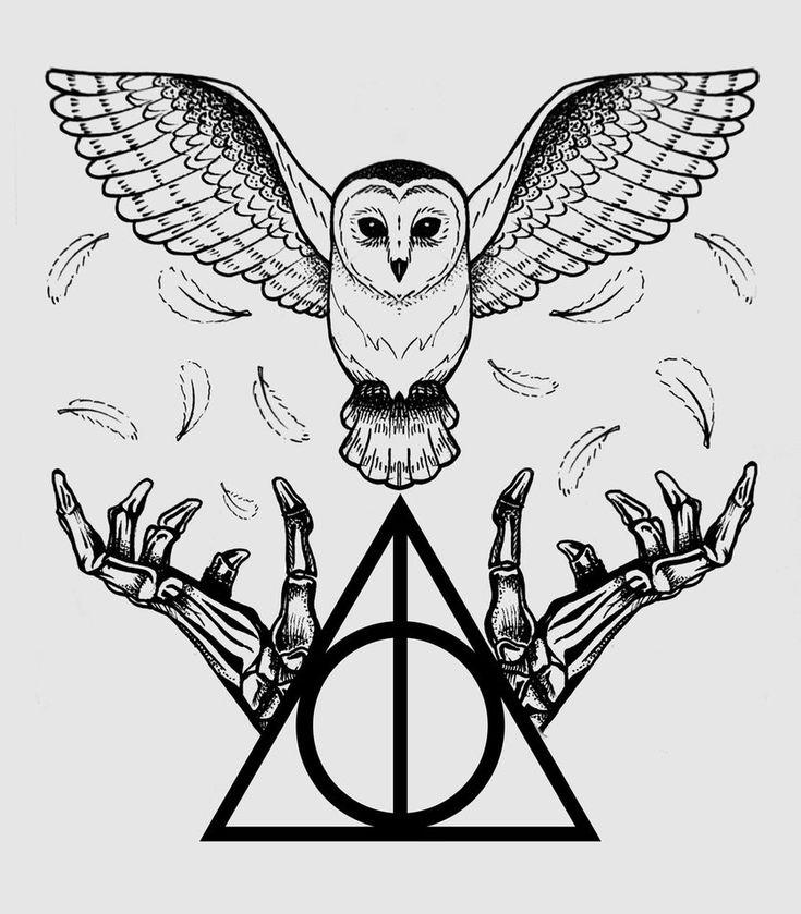 Improved owl Tattoo by MaryMaryLP.deviantart.com on @DeviantArt