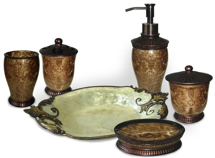antique bathroom accessories sets bathroom accessories sets in modern style