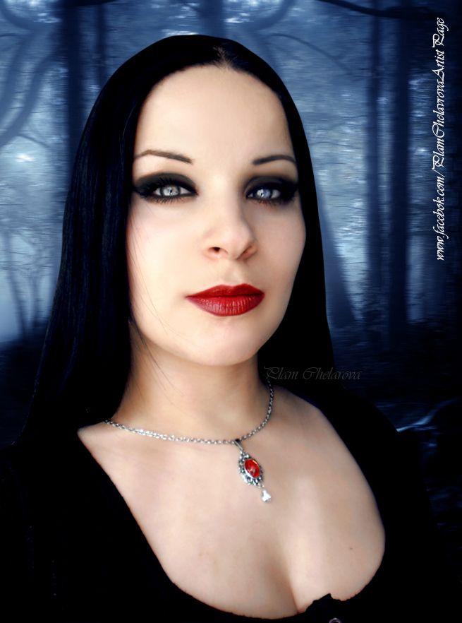 Model   Photo & MUA: Plam Chelavrova Medalion: Poison Kiss, Germany