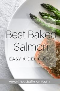 Best Baked Salmon Recipe [Easy & Delicious