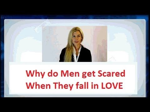 why does a man fall in love