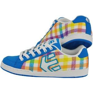 Vara aceasta nu trebuie sa iti lipseasca din garderoba pantofii sport Element Tobi. Intr-o combinatie placuta de culori pot fi asortati cu usurinta la hainele colorate de vara. Sunt confectionati din material sintetic si textil la exterior.