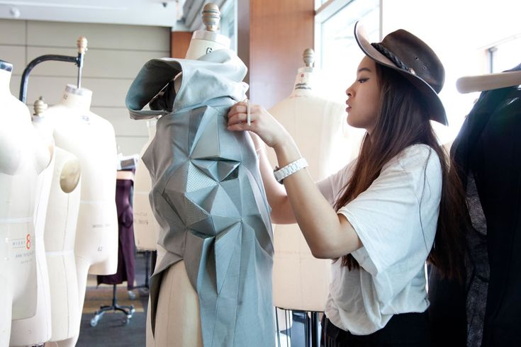 Fashion Design Major: Got to College in New York | The New School