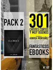 EL CRUCE & 301 CHISTES CORTOS Y MUY BUENOS