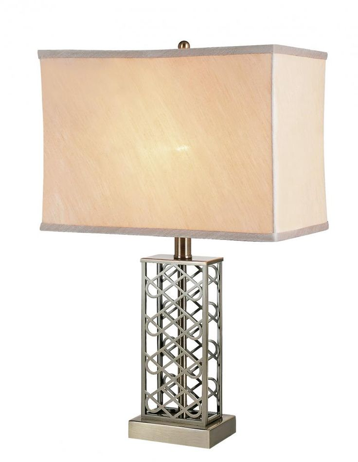 Shop Bel Air Lighting Antique Bronze Metal Table Lamp With Cream Shade At  Loweu0027s Canada. Find Our Selection Of Table Lamps At The Lowest Price  Guaranteed ...