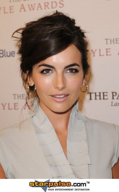 Camilla Belle-Natural Makeup