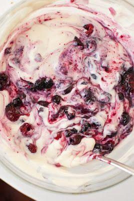Παγωτό με γιαούρτι και μέλι ~ Theano, a m@mmy on line