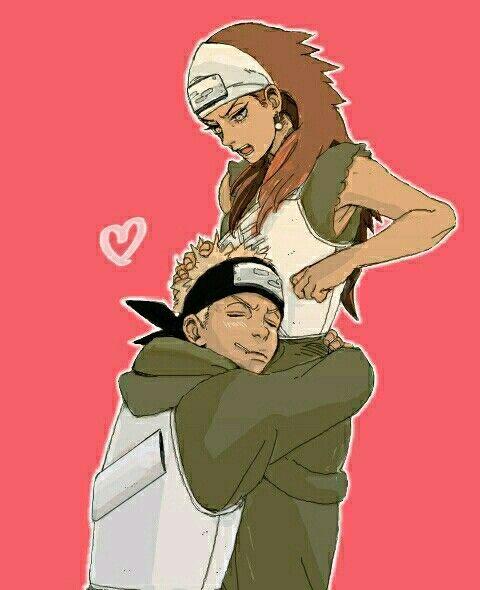 Omoi / Karui :)   Naruto fan art, Naruto, Naruto characters