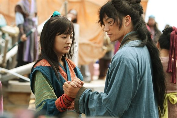 Kim Su-ro, The Iron King (Hangul: 김수로; RR: Kim Su-ro) is a 2010 South Korean television series on the life of Suro of Geumgwan Gaya, starring Ji Sung, Seo Ji-hye. It aired on MBC  for 32 episodes. Kim Su-ro unified 12 small countries to become the legendary founder and ruler of Geumgwan Gaya, the city-state of the Gaya confederacy which dominated sea trade and iron working during the Three Kingdoms Period in the 5th century. 지성과 강별