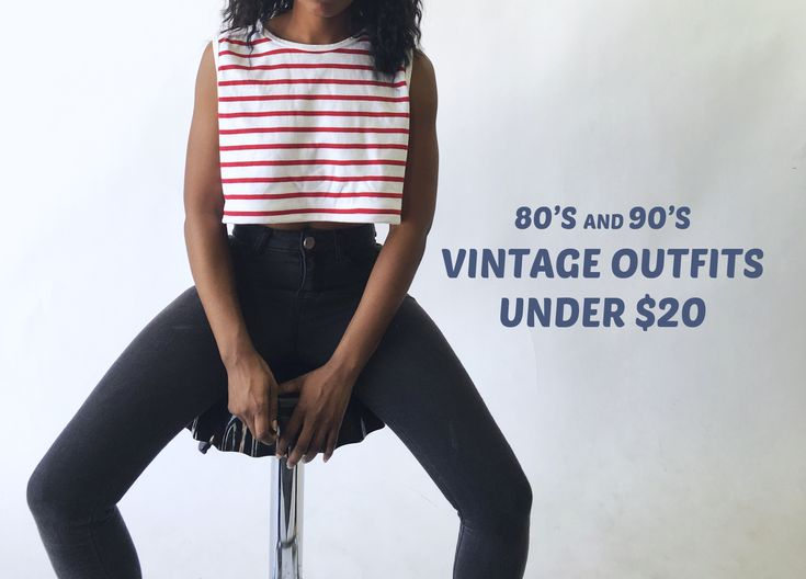 11 best images about Vintage Style: 90s Outfits and 80s Clothing ...