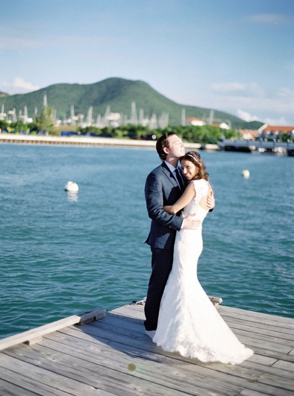 St Maarten Wedding By T Bailey Photography