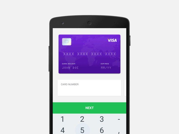 Payment Page Inspiration — Muzli -Design Inspiration — Medium