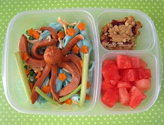 Octodogs!! Yesss!!!: Bento Lunches, Fun Lunches, Bento Ideas, Kiddo Ideas, Lunches Time, Lunches Ideas, Boys Bento, Creative Lunches, Babysitting Ideas