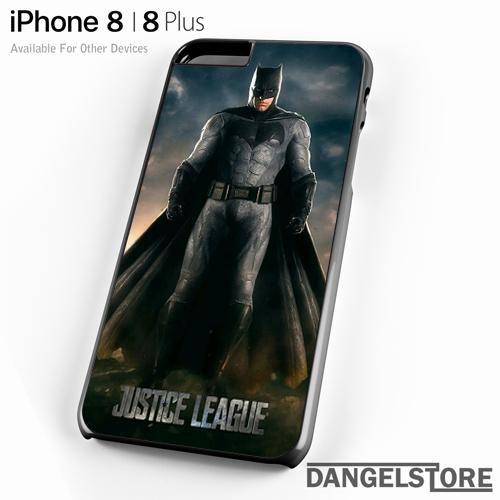 Batman Justice League YT For iPhone 8 | 8 Plus Case
