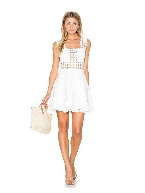 15 romantic white dresses for summer under 100