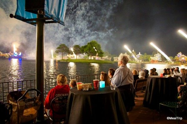 The Illuminations Dessert Party -- this sounds just wonderful.  Great food, and a front-row seat for Illuminations!  We've been to the Wishes Dessert Party in the MK -- pricey but a wonderful experience with the best desserts I've ever eaten at Disney World!  I'd love to try the one at Illuminations!