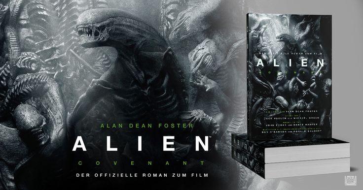 Adam Savage erkundet das Set von Alien: Covenant