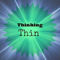 Thinking Thin #4: 4 Tips To Keep You On Track With Weightloss