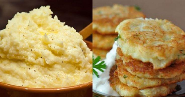 Az ügyes háziasszonyok a maradékot is jól fel tudják használni. Ha túl sok burgonyapürét készítettünk, de nem akarjuk kidobni, készítsünk belőle sajtos burgonyapogácsát. Ha nincs a hűtőben burgonyapüré, akkor nincs más dolgunk mint a megszokott módon elkészíteni és hagyni kihűlni, már készülhet is belőle a sajtos finomság. Hozzávalók: 300 –[...]