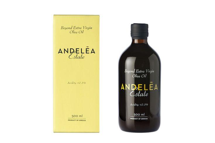 Andelea Estate Beyond Extra Virgin Olive Oil 500ml #BeyondEVOO