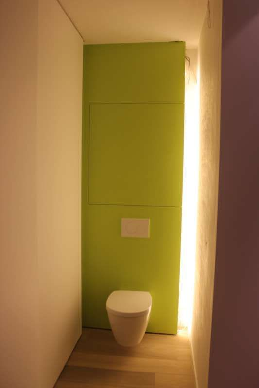 Led verlichting strook muur google zoeken badkamer pinterest toilets search and led - Muur wc ...