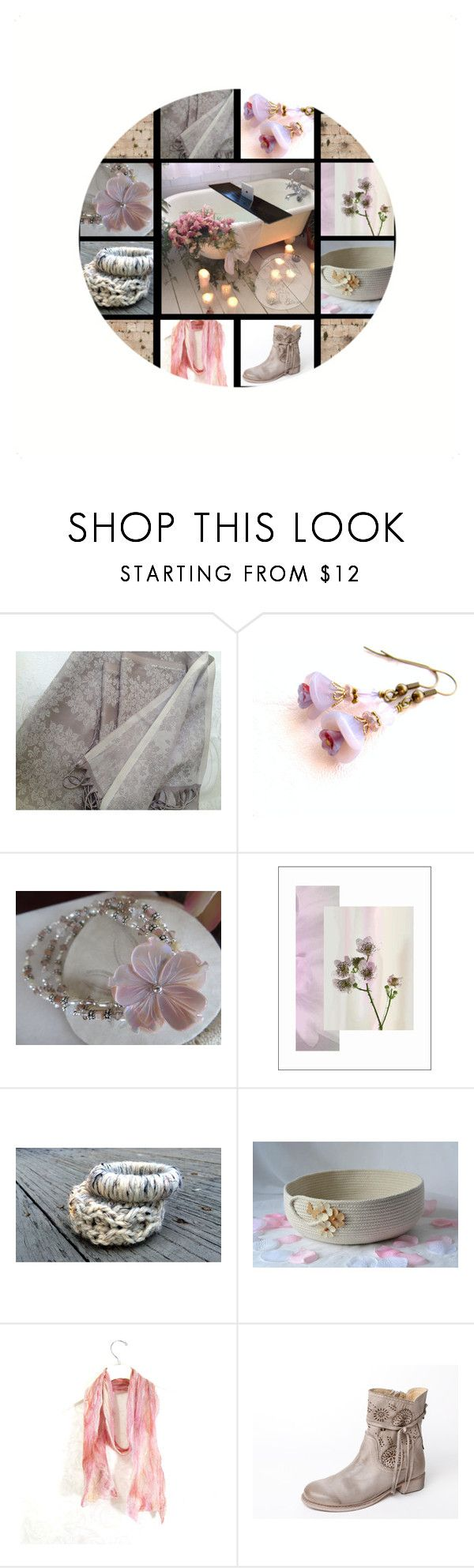 """Sweets for the Sweet"" by fibernique ❤ liked on Polyvore featuring Cadeau"