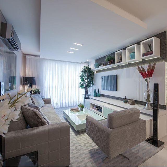 Salas de estar e salas de tv una colecci n de ideas sobre - Salones de estar ...