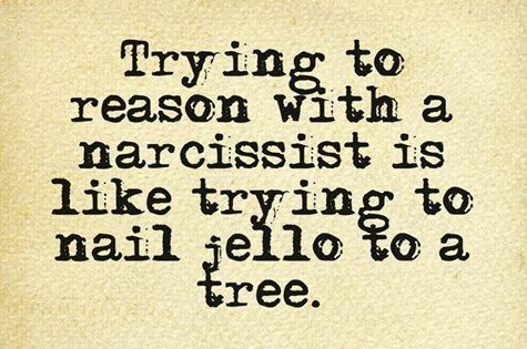 how to talk to a narcissistic person